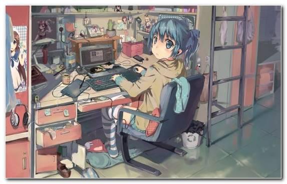 Image Anime Touhou Project