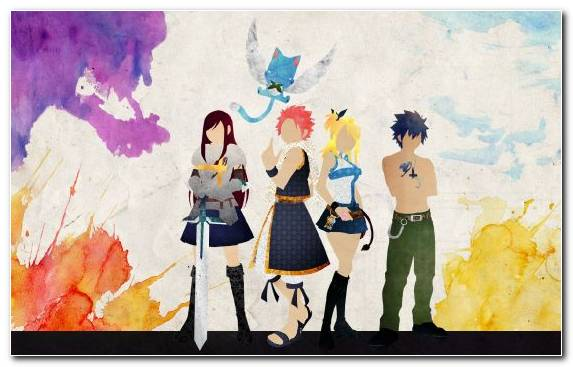 Image Anime Watercolor Paint Creative Arts Manga Graphic Design