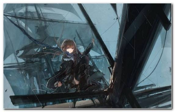 Image Anime Windshield Piracy Window Pixiv