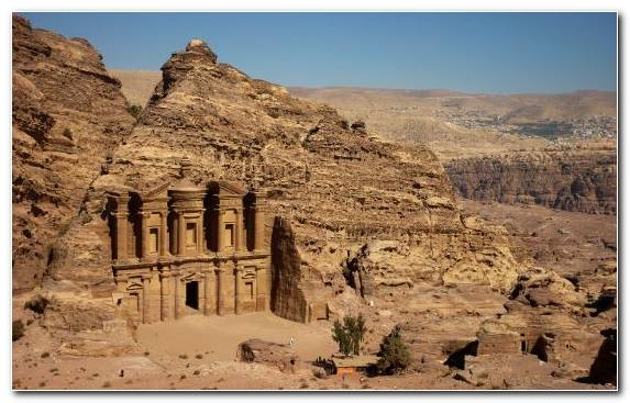 Image Archaeological Site Ruins Rock Ancient History Wadi