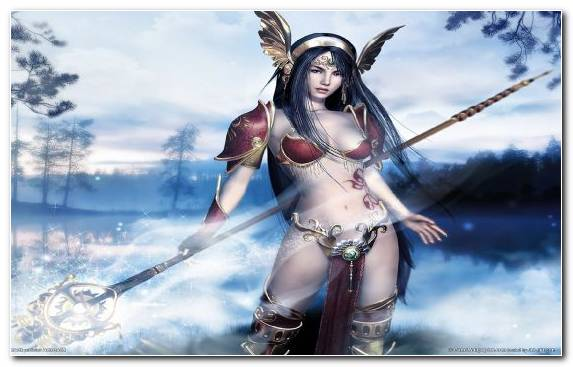 Image Armour Tree Woman Warrior Mythology Video Games