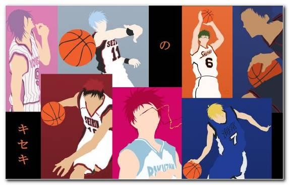 Image Art Cool Illustration Fictional Character Tetsuya Kuroko