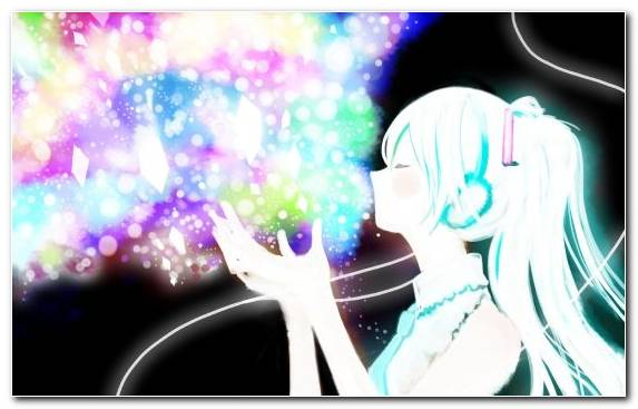 Image Art Creative Arts Graphics Vocaloid Hatsune Miku