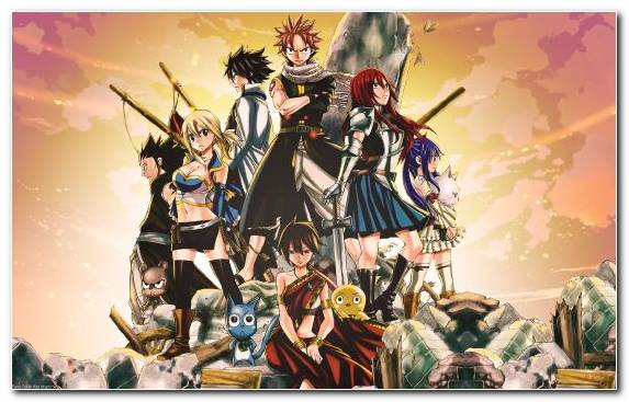 Image Art Fairy Tail Anime Erza Scarlet Fiction
