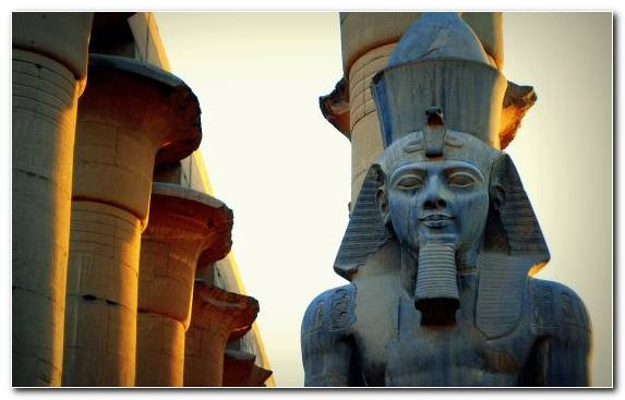 Image Art Temple Sculpture Nile Museum