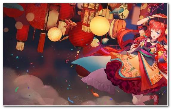 Image Astrological Sign Red New Year Party Lunar Calendar