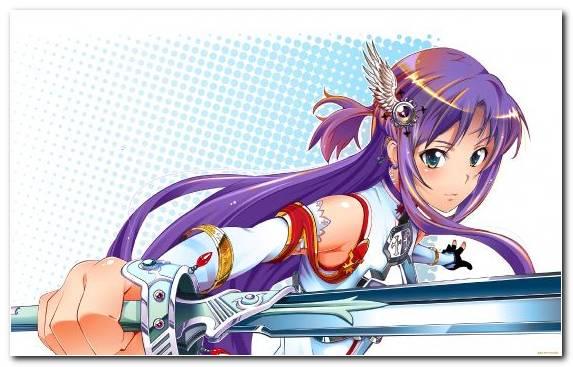 Image asuna anime graphics kirito fiction