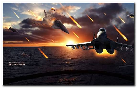 Image Atmosphere Airplane Sunset Sea Sunrise