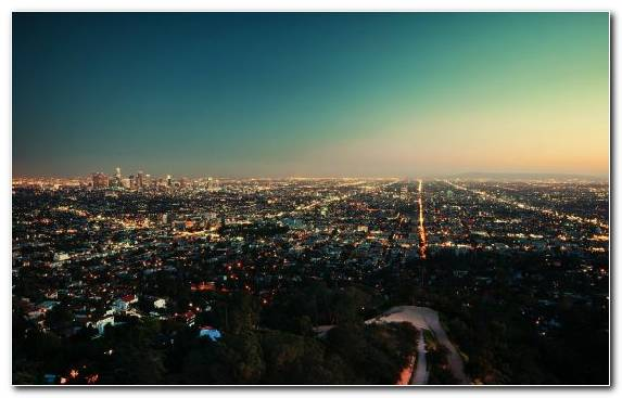Image Atmosphere Cityscape Night Horizon Skyline