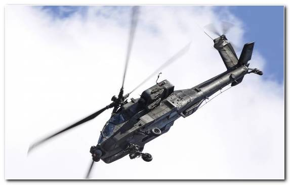 Image Attack Helicopter Military Helicopter Air Force Helicopter Rotor Aviation