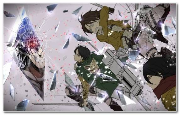 Image Attack On Titan Illustration Graphics Fiction Anime