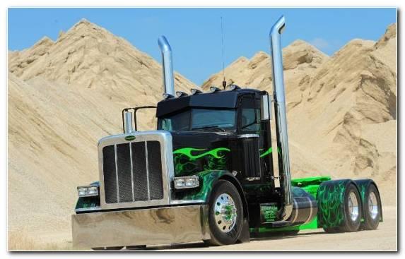 Image Automotive Tire Peterbilt Truck Peterbilt 379 Tractor