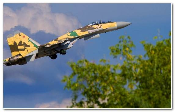 Image Aviation Airplane Russian Air Force Sukhoi Su 35 Sukhoi Su 27