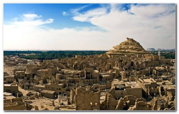 Image Badlands Oasis Archaeological Site Sky Ancient History