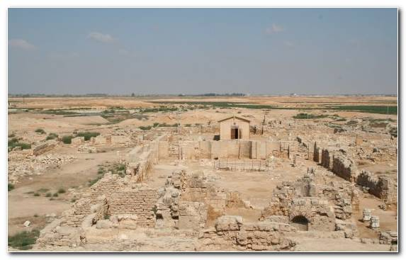 Image Basilica Historic Site Badlands Monastery Wadi