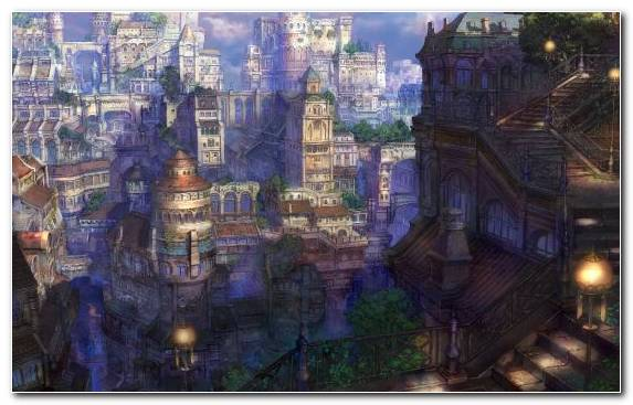 Image Biome Cityscape Medieval Architecture Fantasy Pc Game