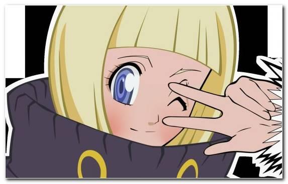 Image Bleach Ichigo Kurosaki Soifon Yellow Head