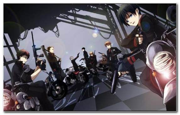 Image Blue Exorcist Cannon Manga Gun Yukio Okumura