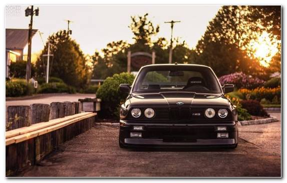 Image Bmw 3 Series E30 Personal Luxury Car Car Bmw Bmw M6