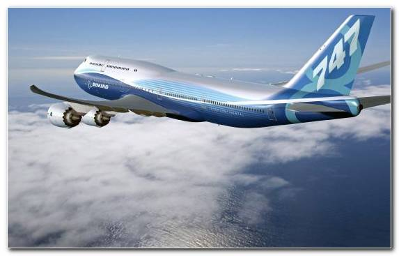 Image Boeing 747 Aviation Airline Air Travel Aerospace Engineering
