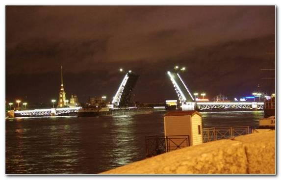 Image Bridge Skyline Sky City Cityscape