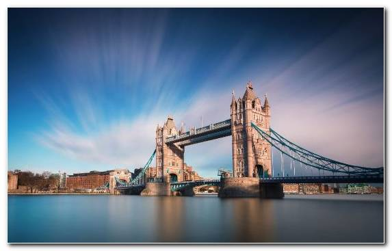 Image Bridge Suspension Bridge Tourist Attraction Sky Daytime