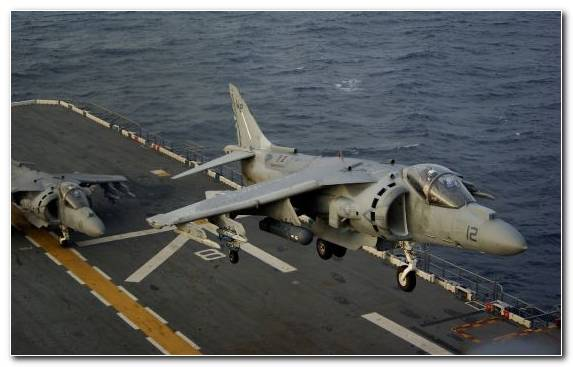 Image British Aerospace Sea Harrier Military Aircraft Ground Attack Aircraft Fighter Aircraft Amphibious Assault Shi