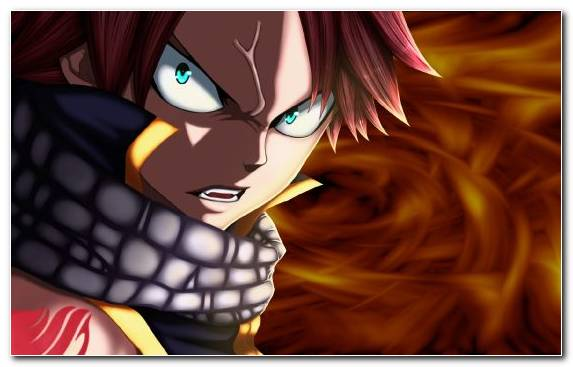 Image Brown Hair Fiction Anime Supernatural Creature Natsu Dragneel