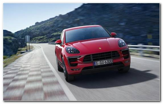 Image Bumper Sports Car Porsche Porsche Cayenne Personal Luxury Car