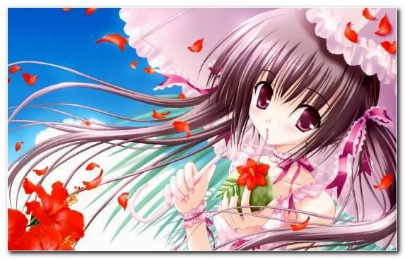 Image Byakuya Kuchiki Bloom Pink Misao Kusakabe Goku