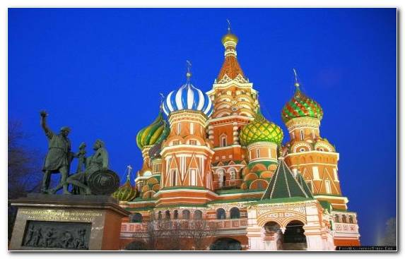 Image Byzantine Architecture Cathedral Red Square Sky Historic Site