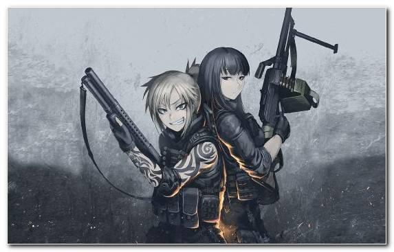 Image Cannon Art Gun Manga Anime