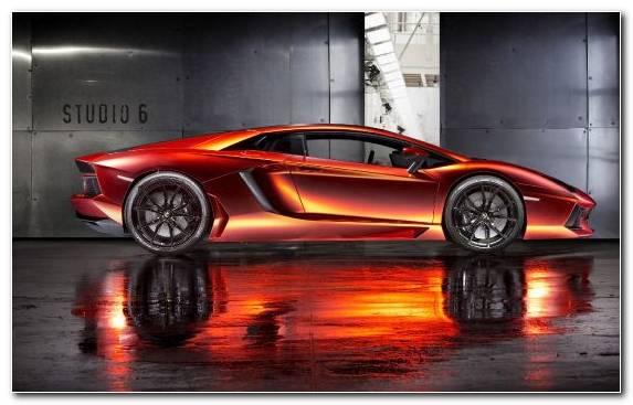 Image Canvas Supercar Sportscar Performance Car Lamborghini