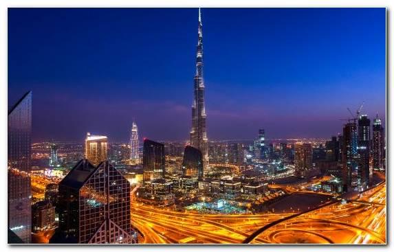 Image Capital City City Burj Khalifa Cityscape Skyscraper