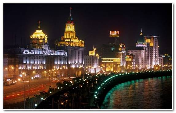 Image Capital City Cityscape Urban Area Horizon The Bund