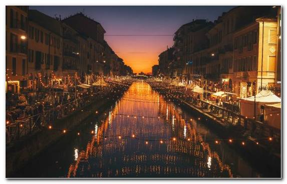 Image Capital City Evening Accommodation Waterway Hotel