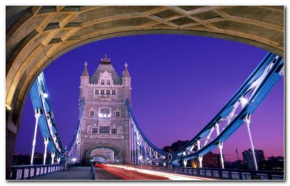 Image Capital City Landmark Tourist Attraction Tower Bridge City