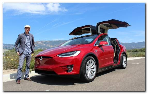 Image Car Full Size Car Tesla Model 3 Electric Car Family Car