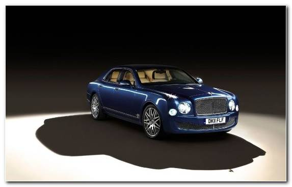 Image Car International Motor Show Germany Sedan Bentley Mulsanne Bentley