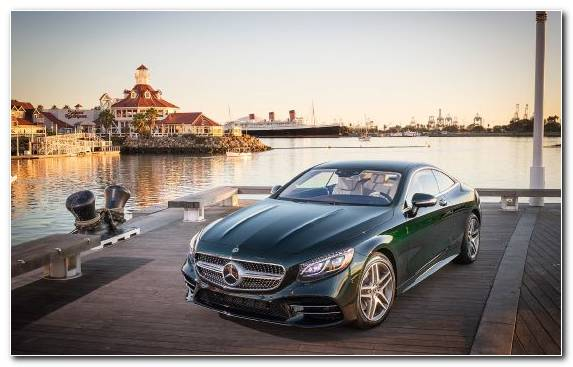 Image Car Performance Car Mercedes S63 AMG Mid Size Car Full Size Car