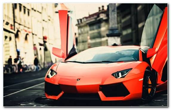 Image Car Sports Car Poster Supercar Lamborghini