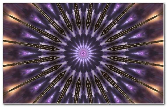 Image Carpet Fractal Art Violet Graphic Design Symmetry