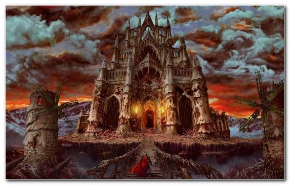 Image Cathedral Work Of Art Tree Tourist Attraction Steam Trading Cards