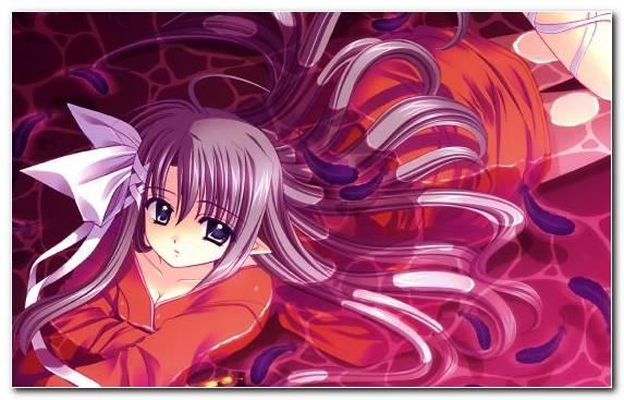 Image Character Violet Mangaka Pink Cartoon