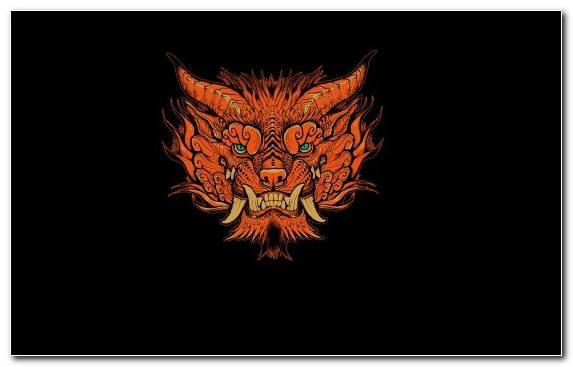 Image Chinese Guardian Lions Monster Font Lion Design By Humans