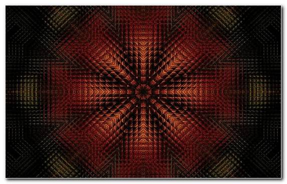 Image Circle Symmetry Kaleidoscope Line Pattern