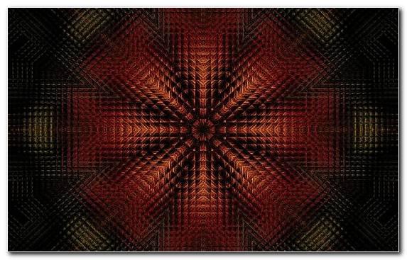 Image Circle Symmetry Kaleidoscope Line Pattern