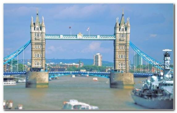Image city bridge big ben tourist attraction metropolis