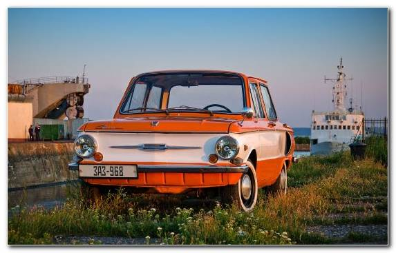 Image City Car Family Car Compact Car Car Soviet Union