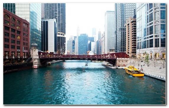 Image City Condominium Chicago Metropolis Cityscape